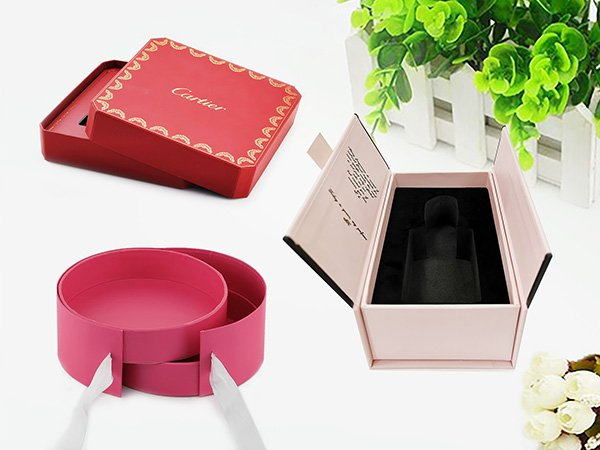 Different Types of Gift Packaging Boxes