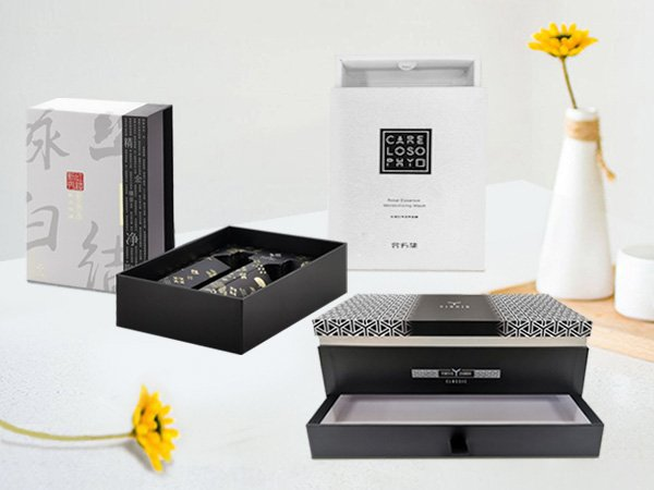 Single Layer and 2 Layers Drawer Gift Box with Printing