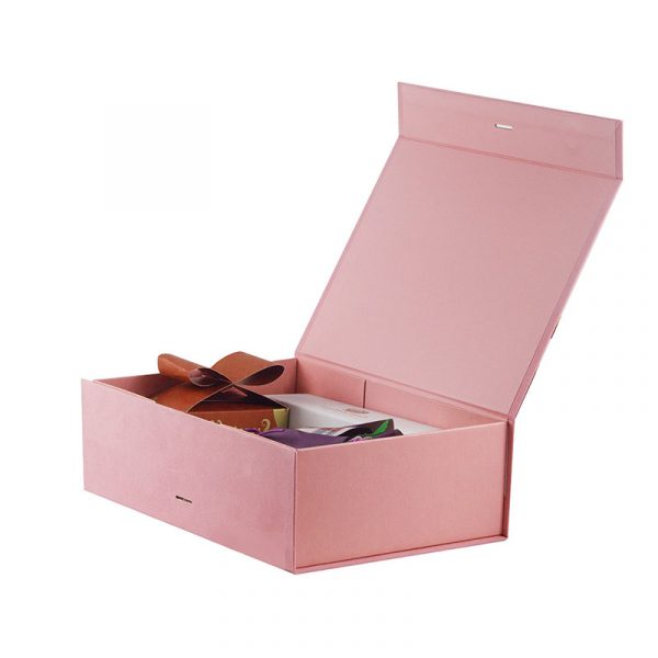 Luxury Pink Gift Box for Bridesmaid