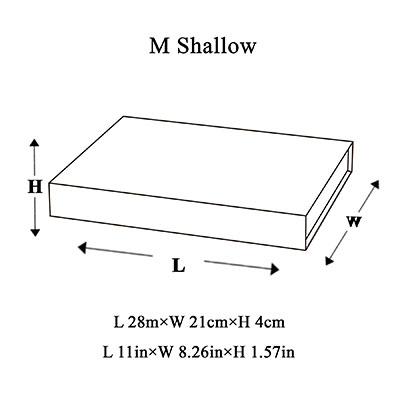 M Shallow Magnetic Gift Box